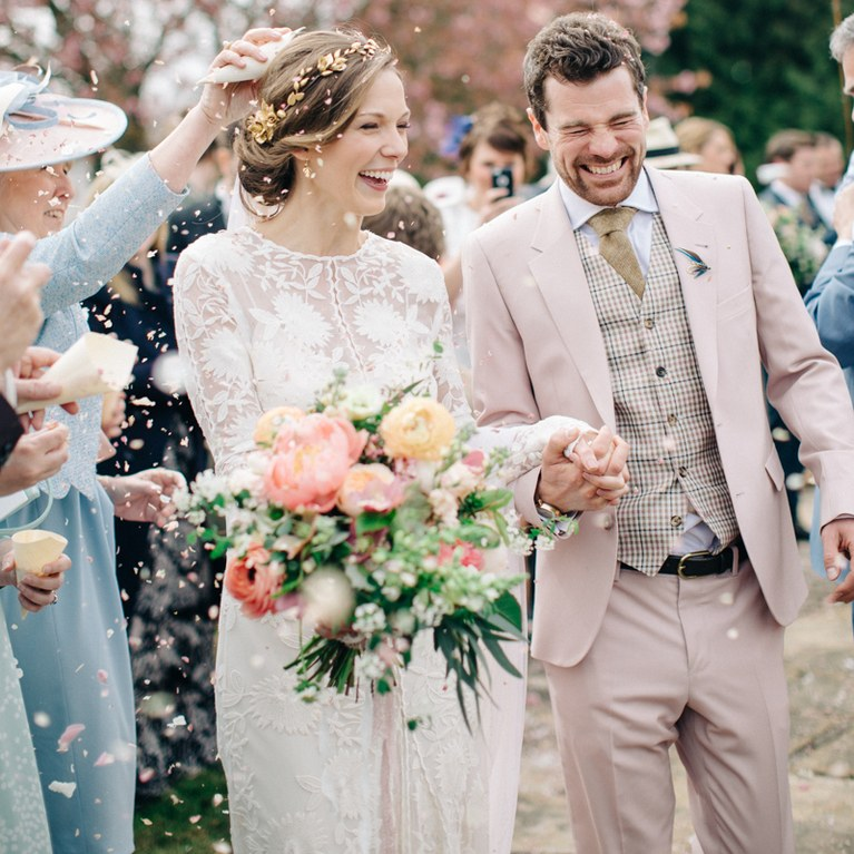 An expert round-up on how to make the most of wedding-day flowers