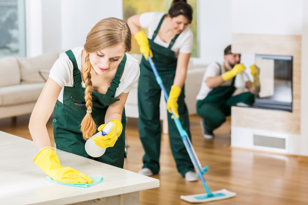 How Often Should You Schedule A Professional Cleaning Service?